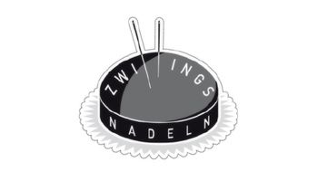 Die Zwillingsnadeln Logo