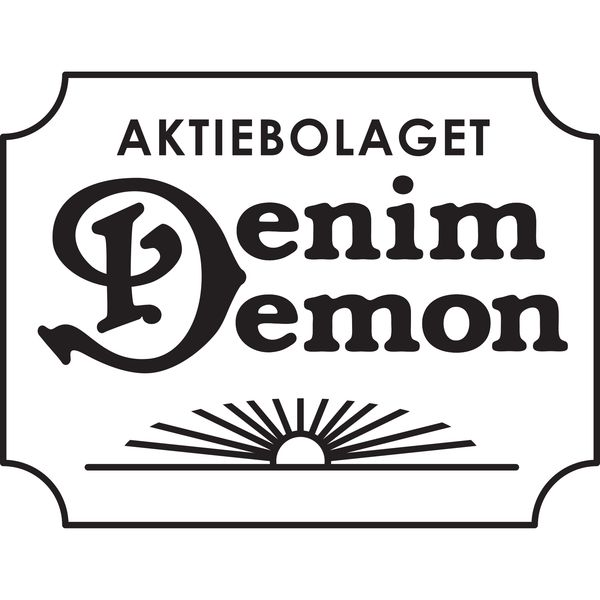 DENIM DEMON Logo