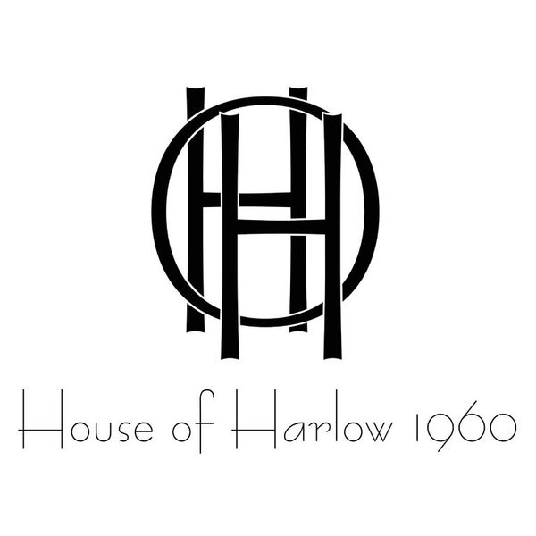 House of Harlow 1960 Logo
