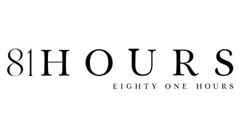 81HOURS Logo