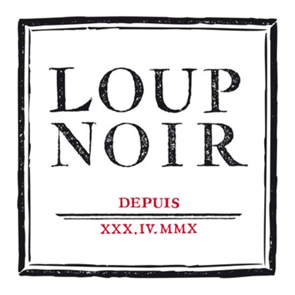 LOUP NOIR Logo