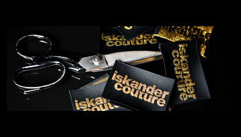 iskander couture Logo