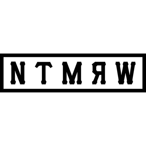 NTMRW No Tomorrow Logo