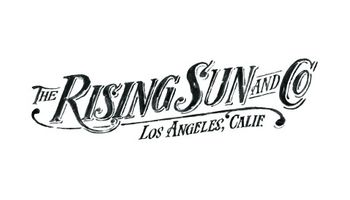 THE RISING SUN MFG Logo