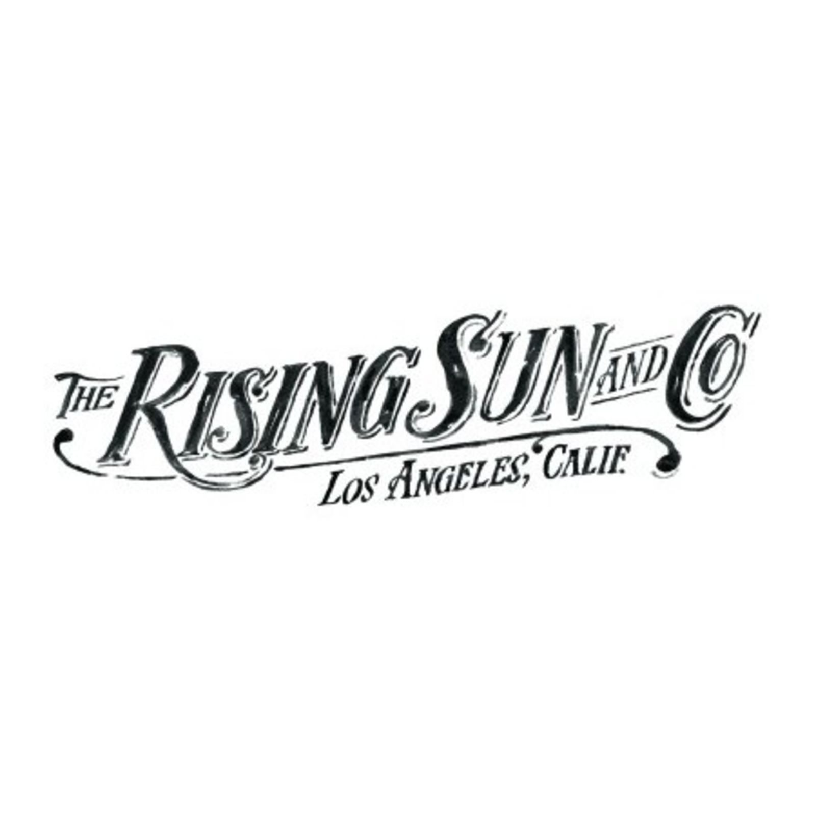 THE RISING SUN MFG