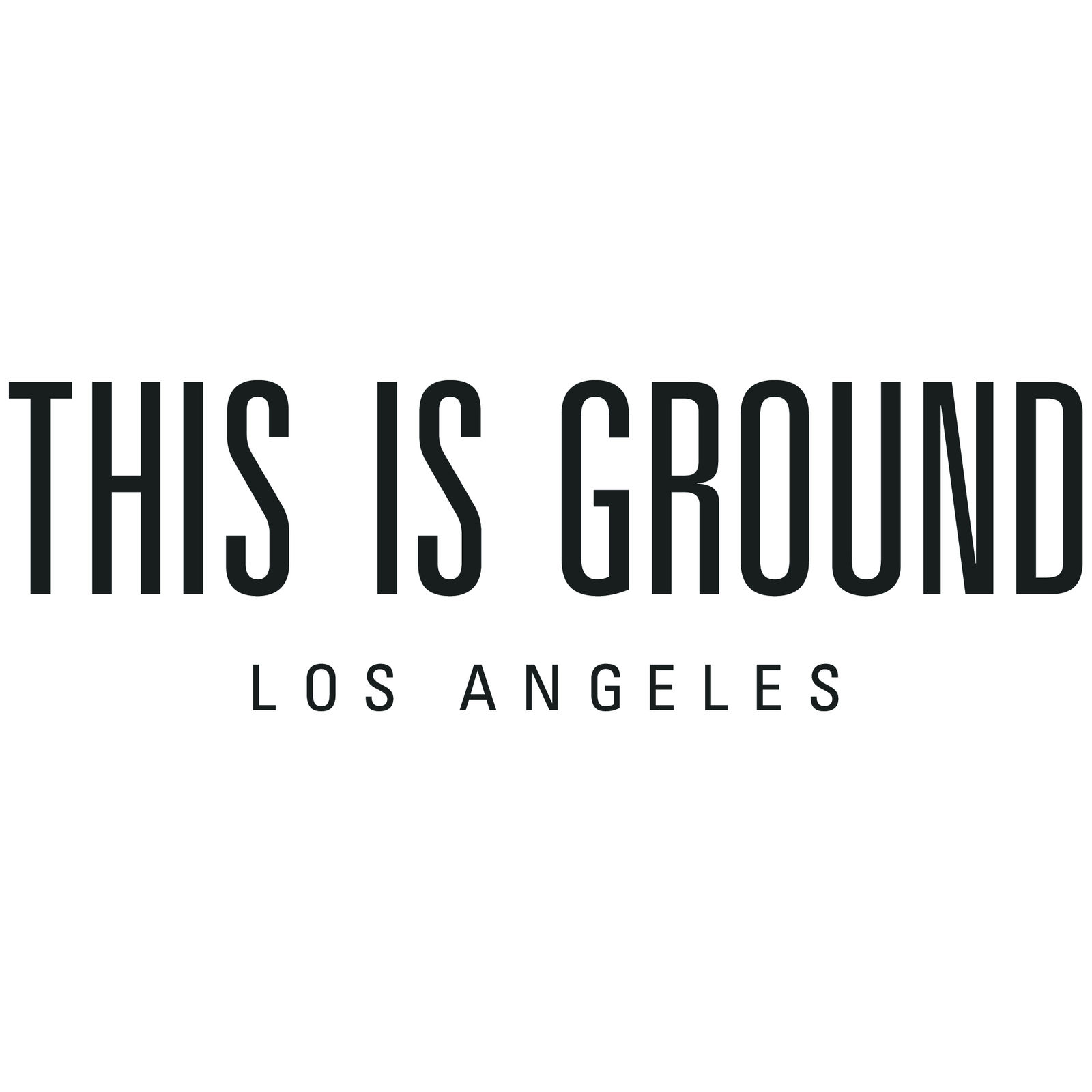 THIS IS GROUND