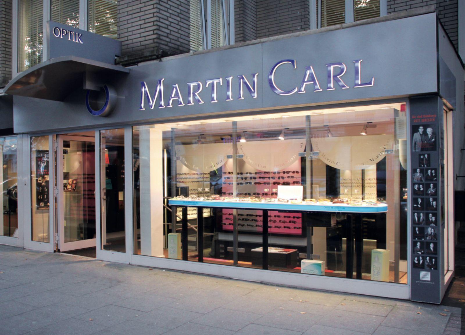 Optik Martin Carl in Hamburg (Bild 1)