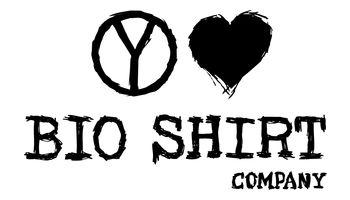BIO SHIRT COMPANY Logo