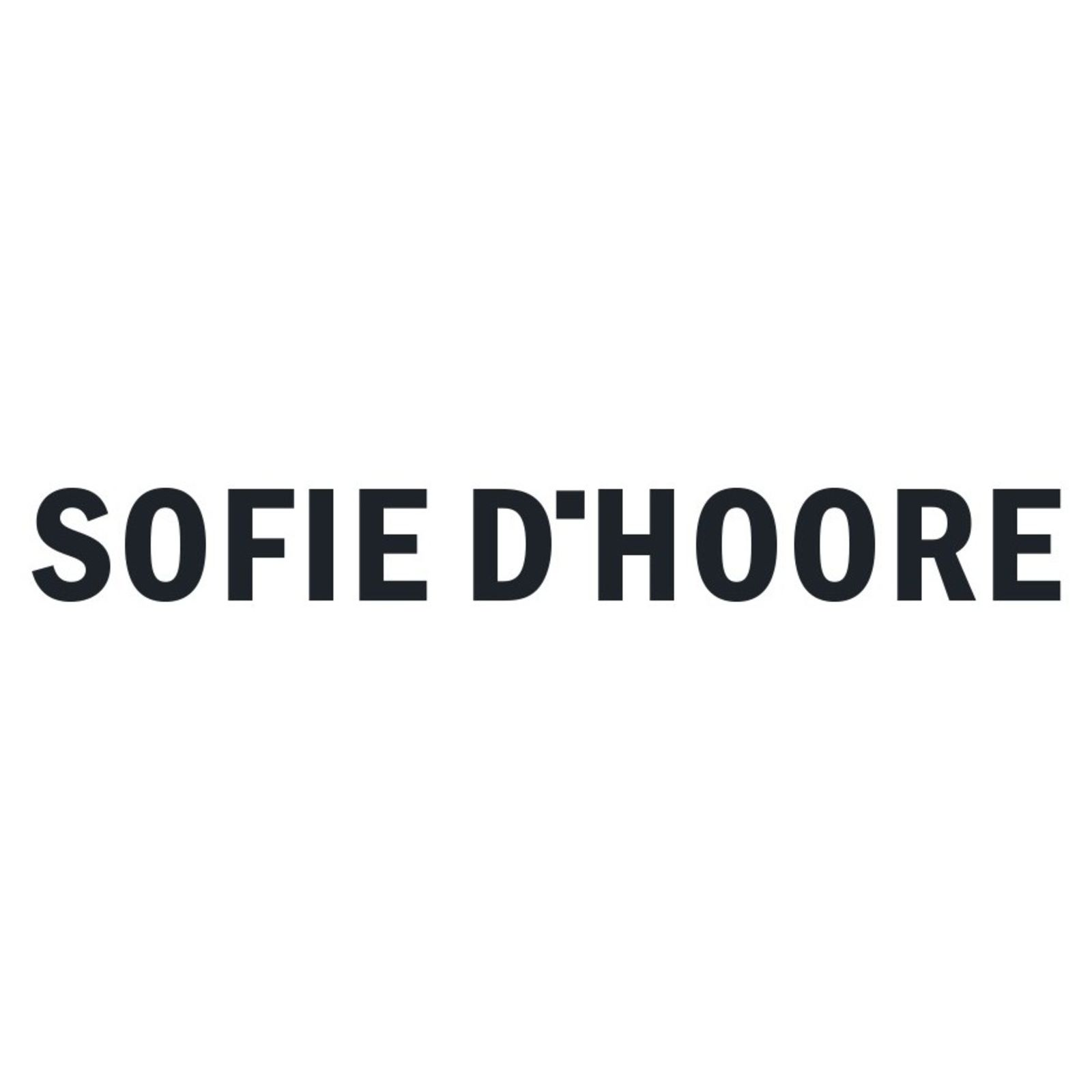 SOFIE D'HOORE