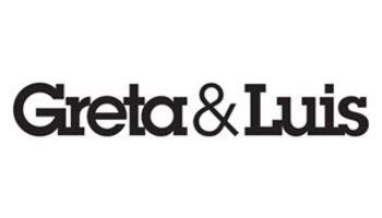 Greta+Luis Logo