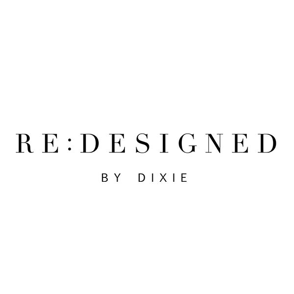 RE:DESIGNED by Dixie Logo