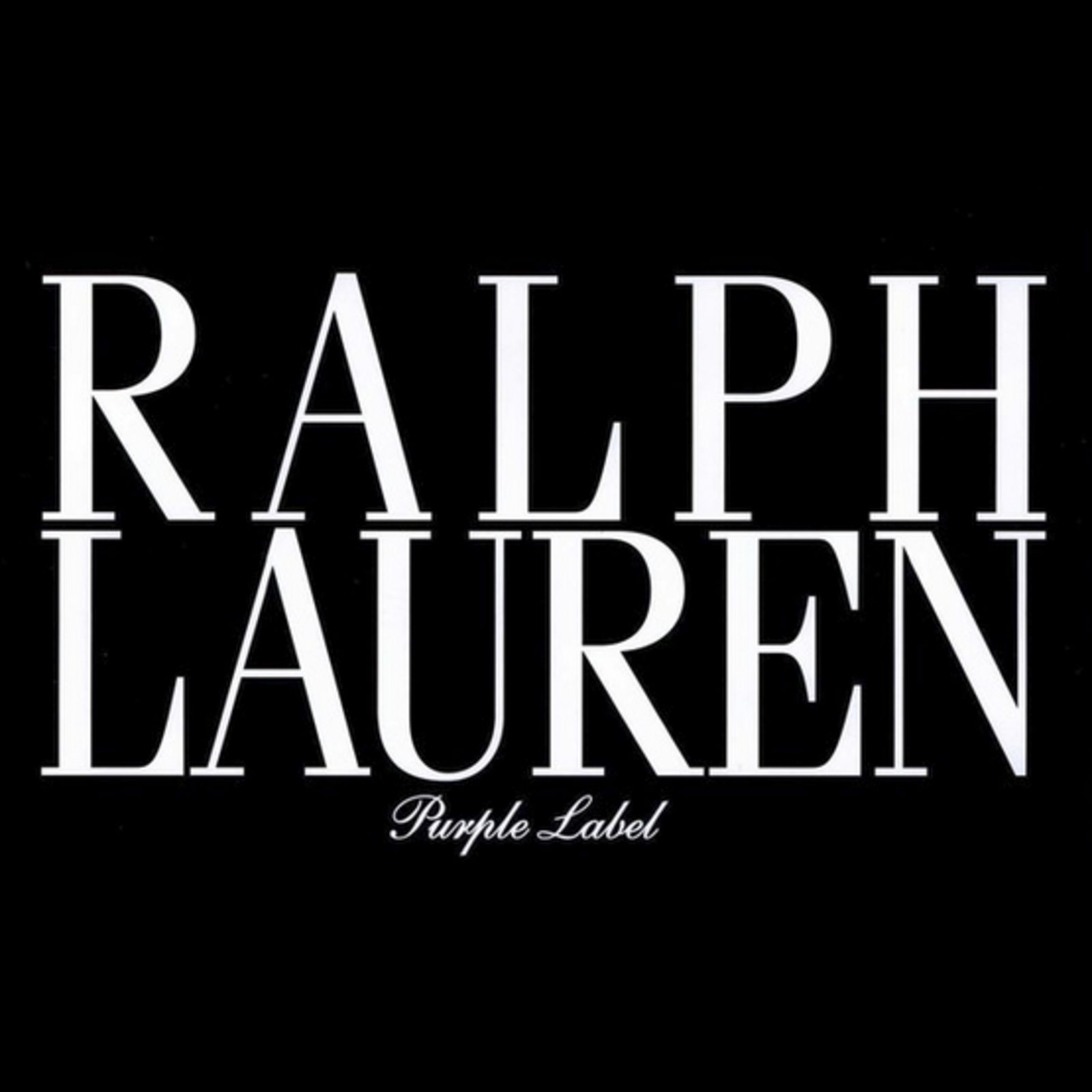 RALPH LAUREN PURPLE LABEL (Image 1)