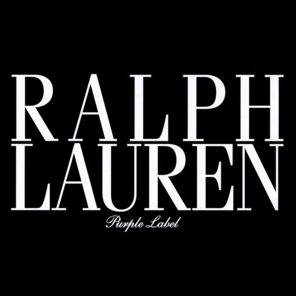 RALPH LAUREN PURPLE LABEL Logo