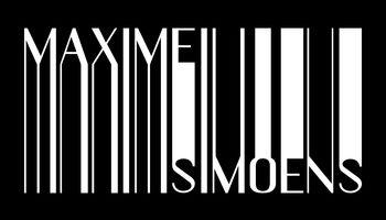 MAXIME SIMOENS Logo