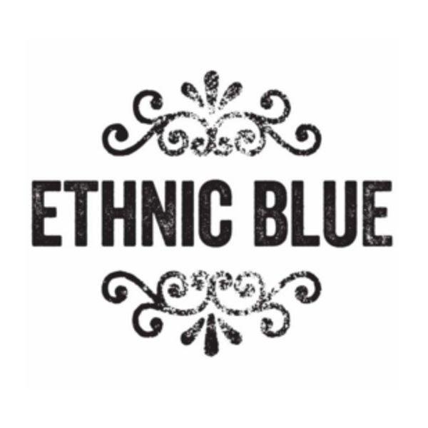 Ethnic Blue Logo