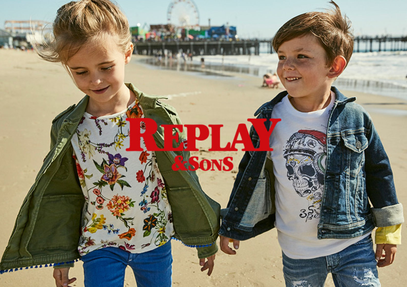 REPLAY & SONS (Image 2)