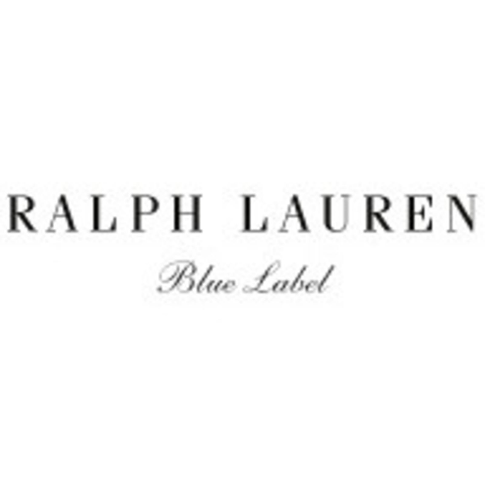 RALPH LAUREN BLUE LABEL (Image 1)