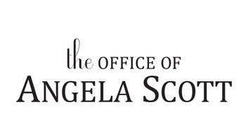 the OFFICE OF ANGELA SCOTT Logo