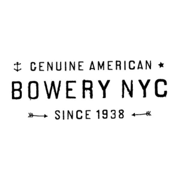 Bowery Logo