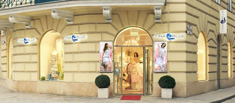 Boutique Aussenansicht