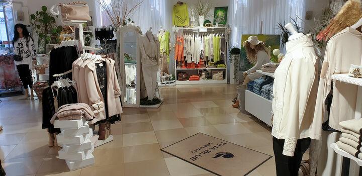 Boutique Innenansicht