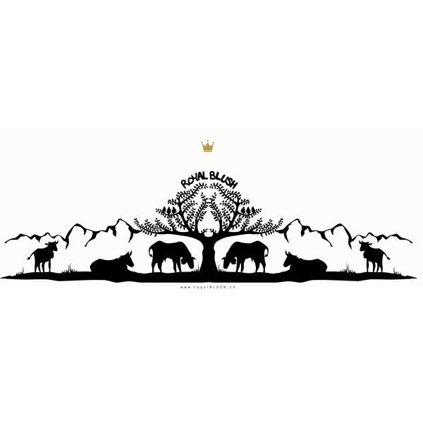 ROYAL BLUSH Logo