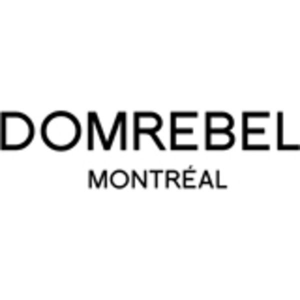 DOM REBEL Logo