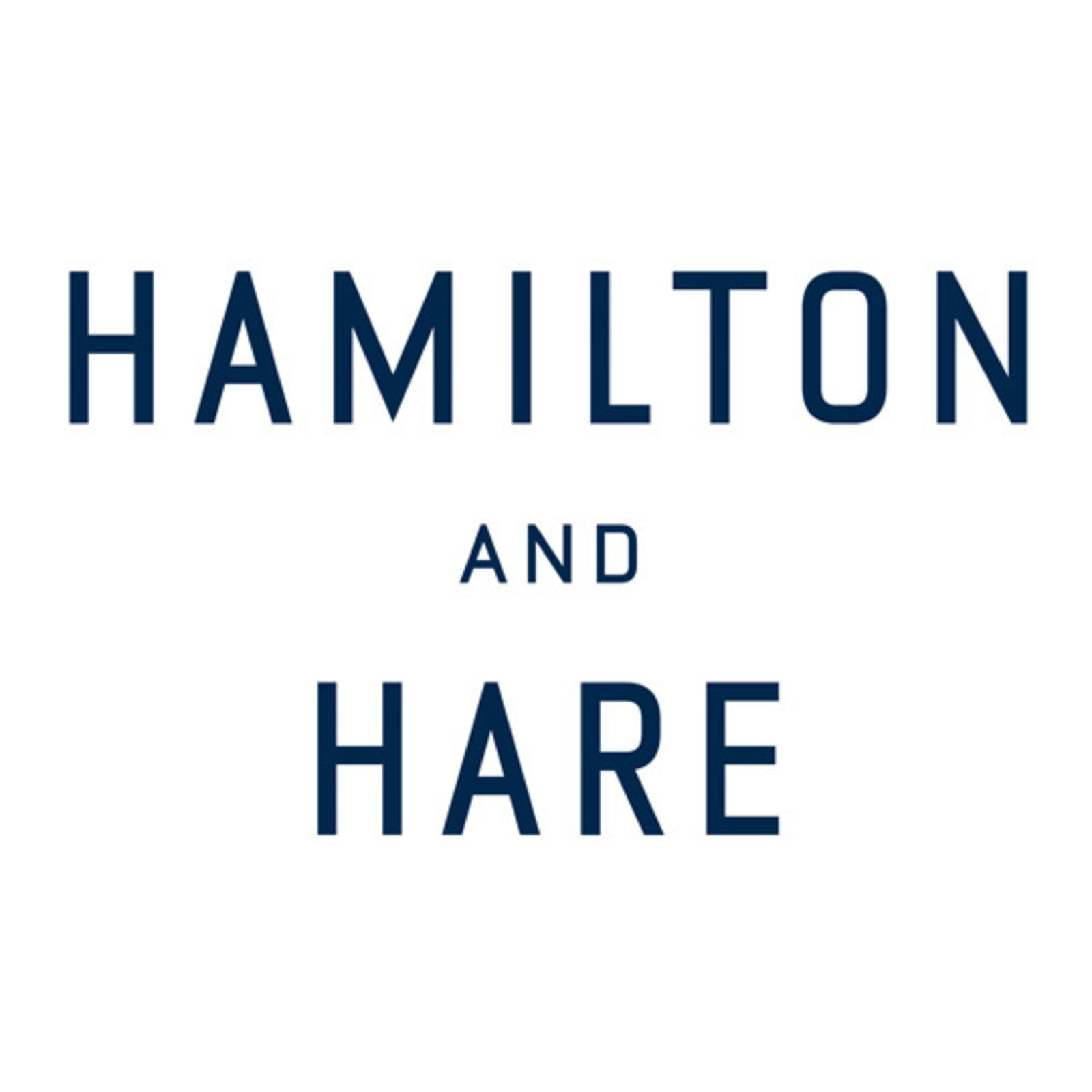 HAMILTON AND HARE