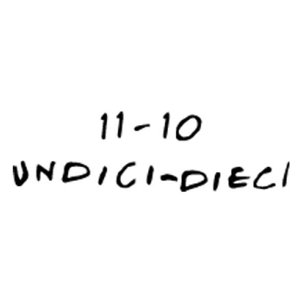 11-10 UNDICI – DIECI Logo