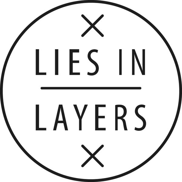 LIES IN LAYERS Logo