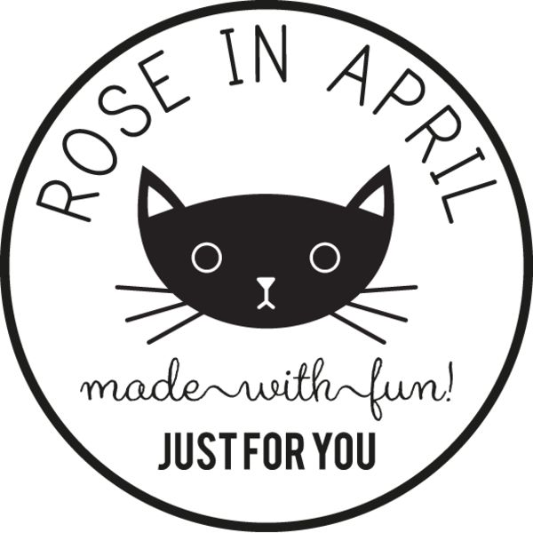 Rose in April Logo