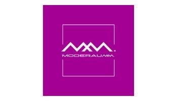 MODERAUMM. Logo