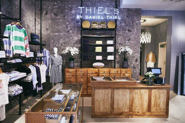 Thiel's by Daniel Thiel