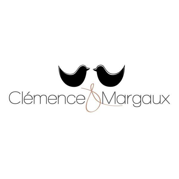 Clémence & Margaux Logo