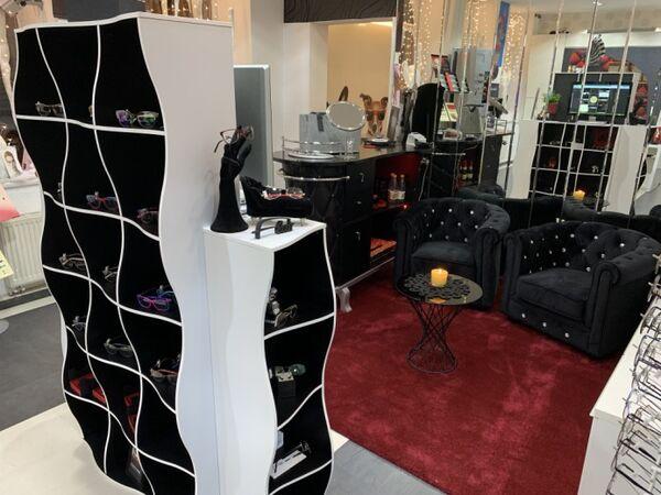 Die Luxury-Lounge