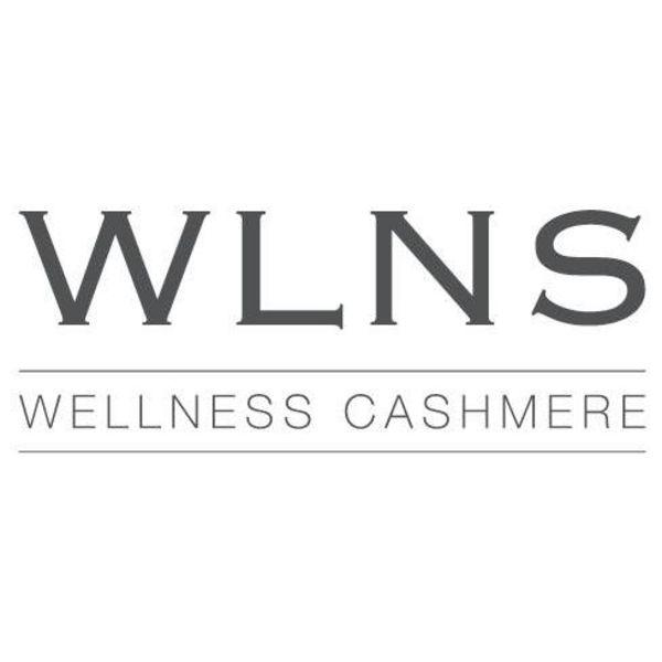 WLNS WELLNESS CASHMERE Logo