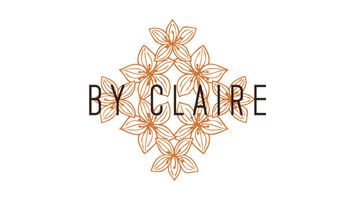 By Claire Logo