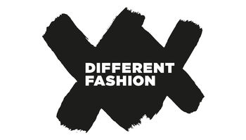 DIFFERENT FASHION Logo