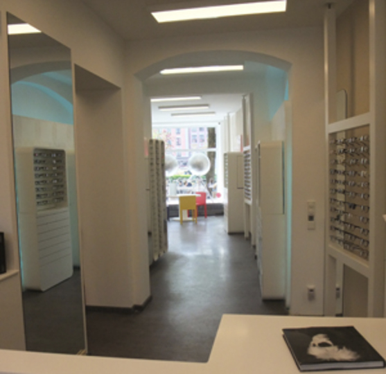 Pupille Optik in München (Bild 1)