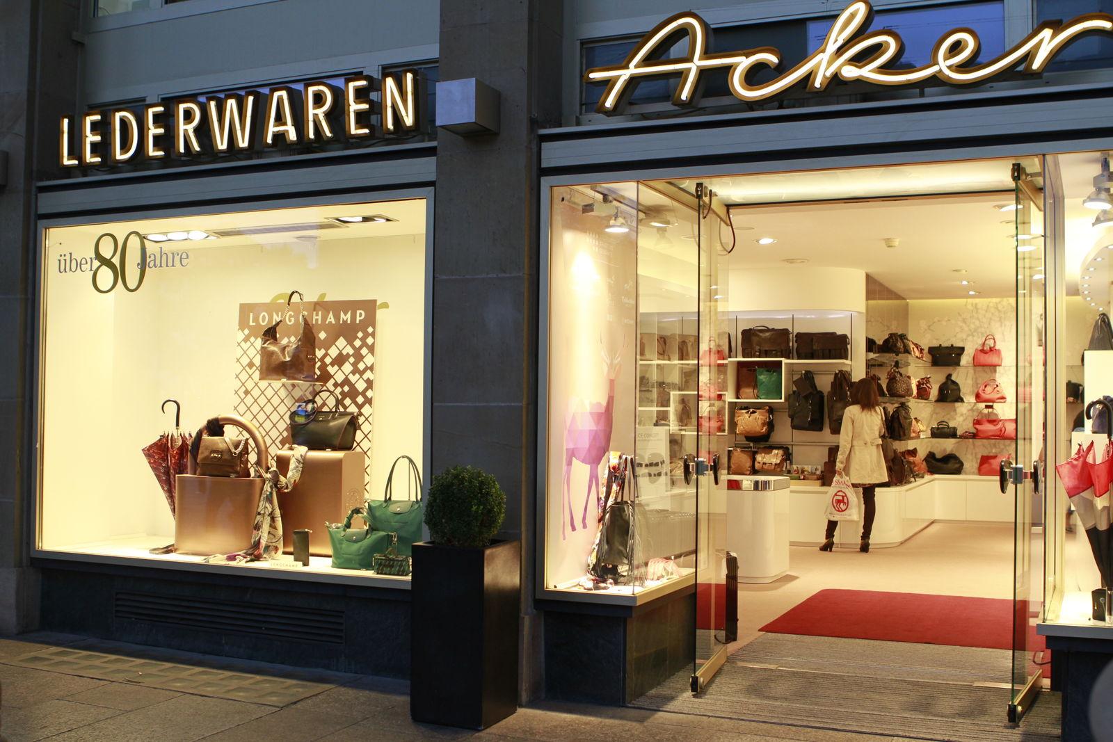 Lederwaren Acker in Stuttgart (Bild 3)