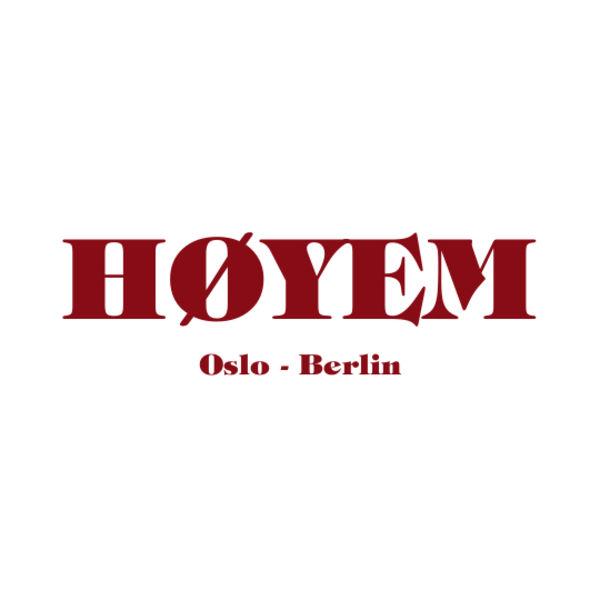 HØYEM Oslo-Berlin Logo
