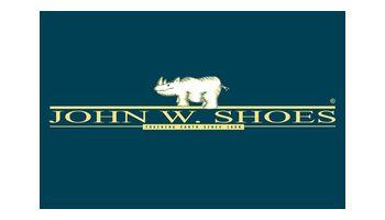 JOHN W. SHOES Logo