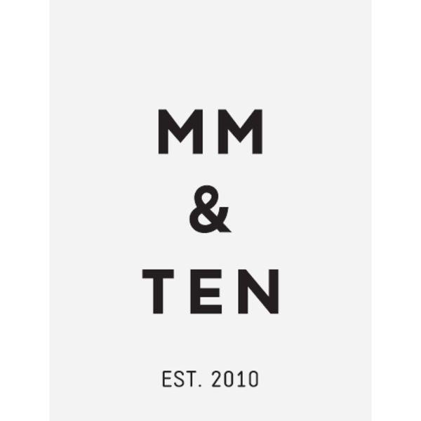 MM & TEN Logo