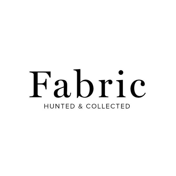 Fabric Hunted&Collected Logo
