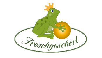 Froschgoscherl Logo