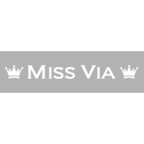 MISS VIA Logo