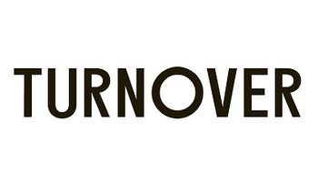 TURNOVER Logo