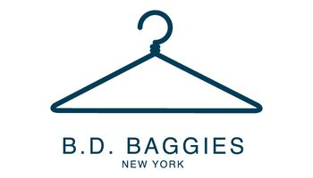 B.D.BAGGIES Logo