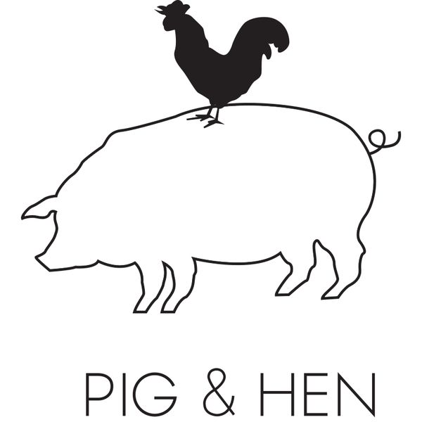 PIG & HEN Logo