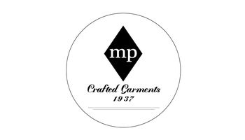 M. P. Crafted Garments Logo